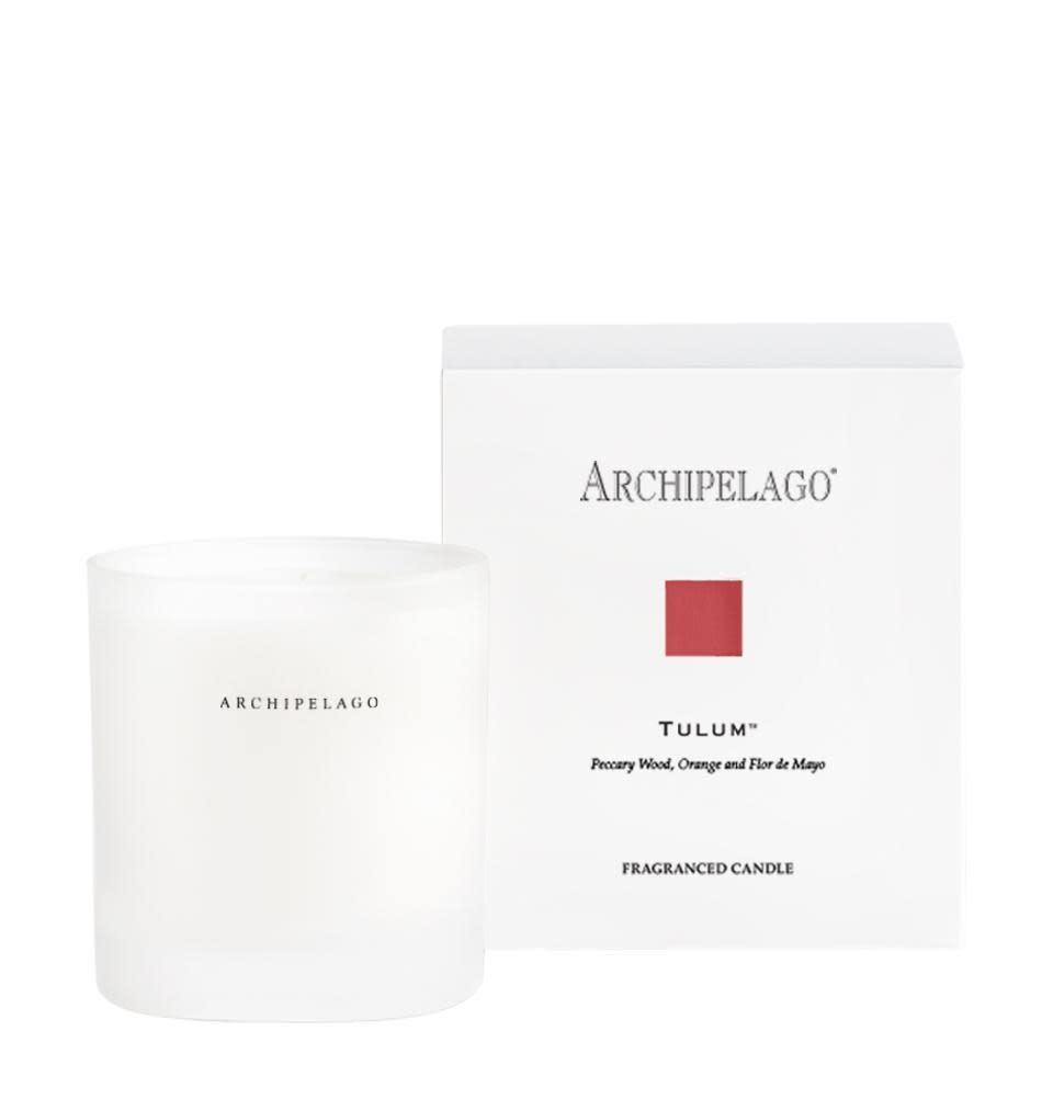 Archipelago Tulum Boxed Candle