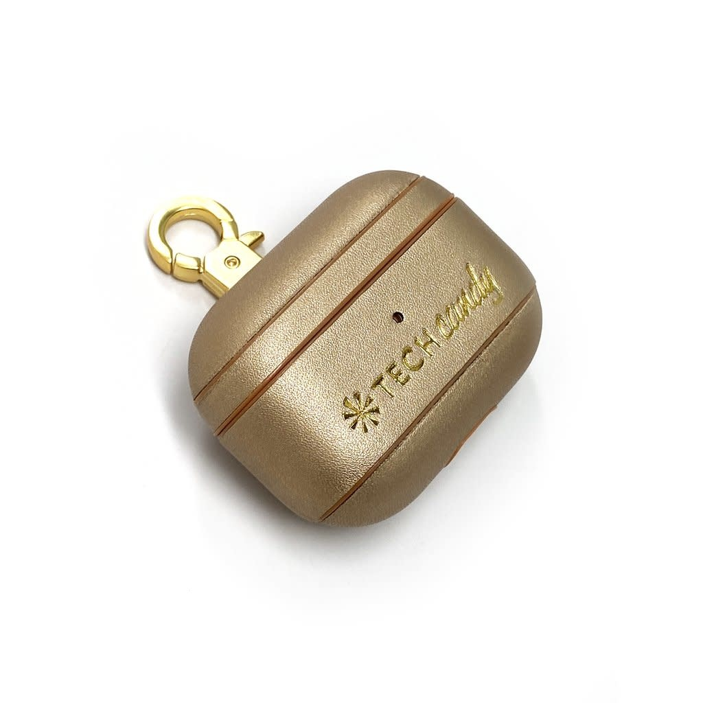 Tech Candy AirPods Pro Case Gold