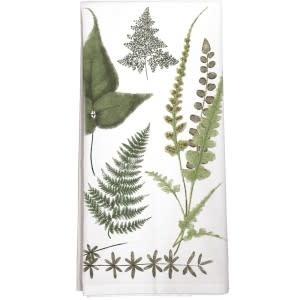 Mary Lake-Thompson LTD Ferns Towel