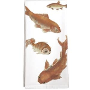 Mary Lake-Thompson LTD Goldfish Towel