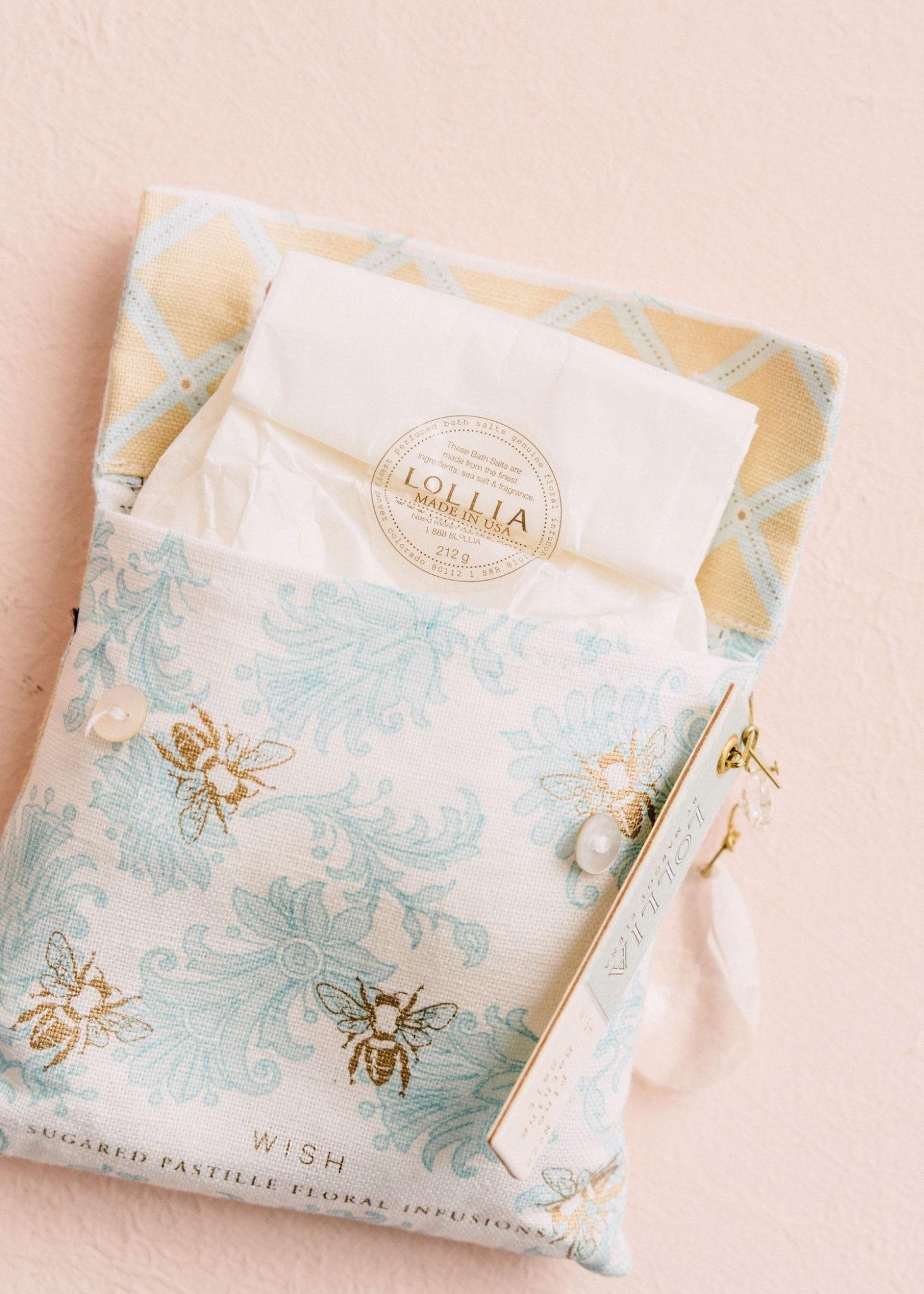 Lollia Wish Bath Salt Sachet