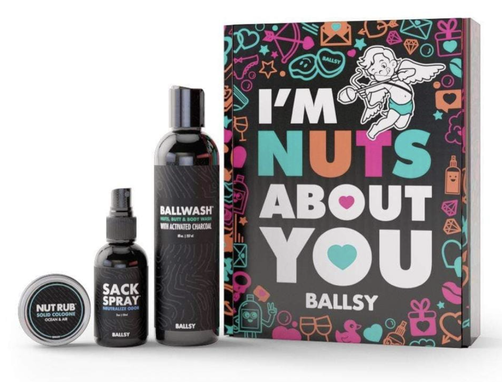 I'm Nuts About You Gift Set