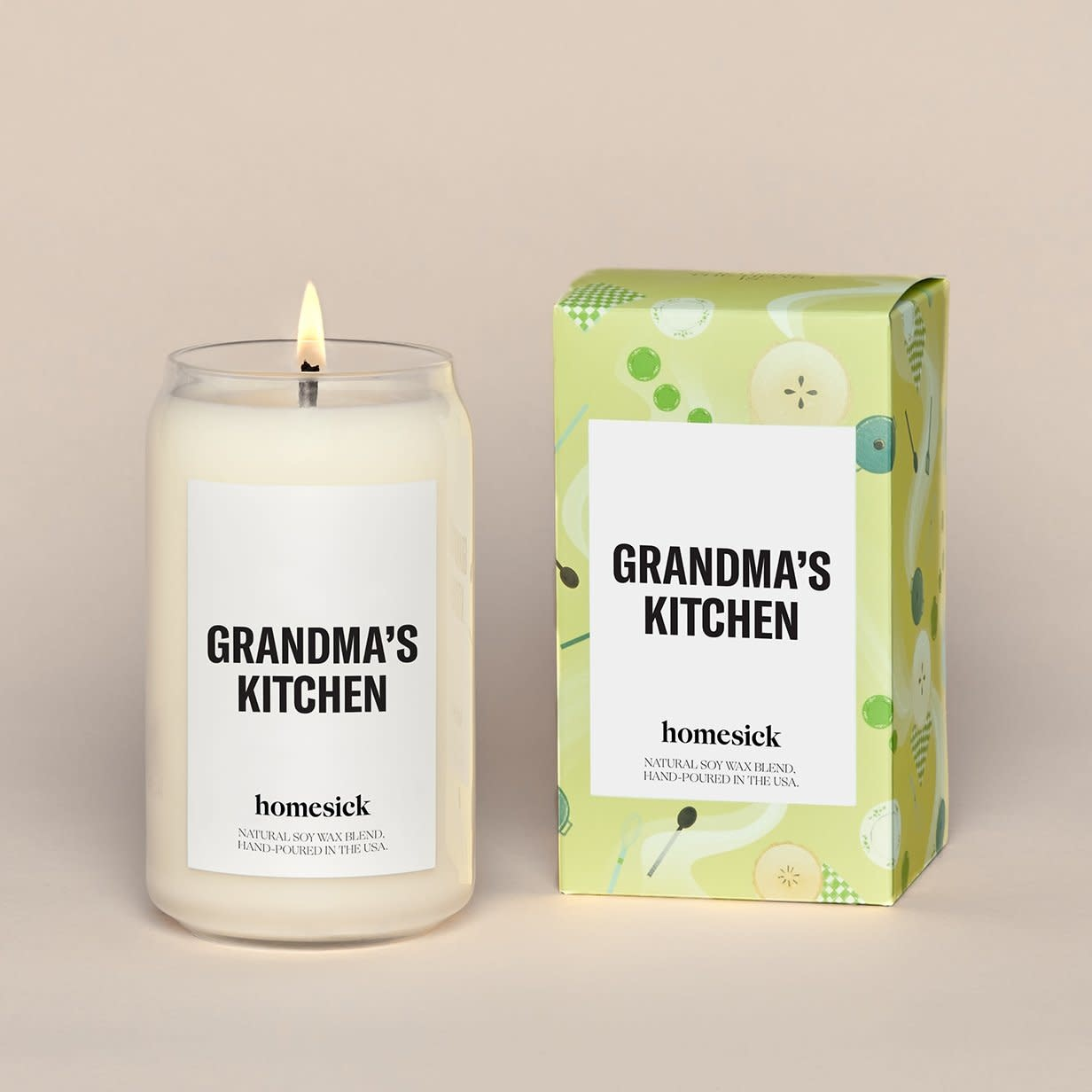 Homesick Grandma's Kitchen Candle