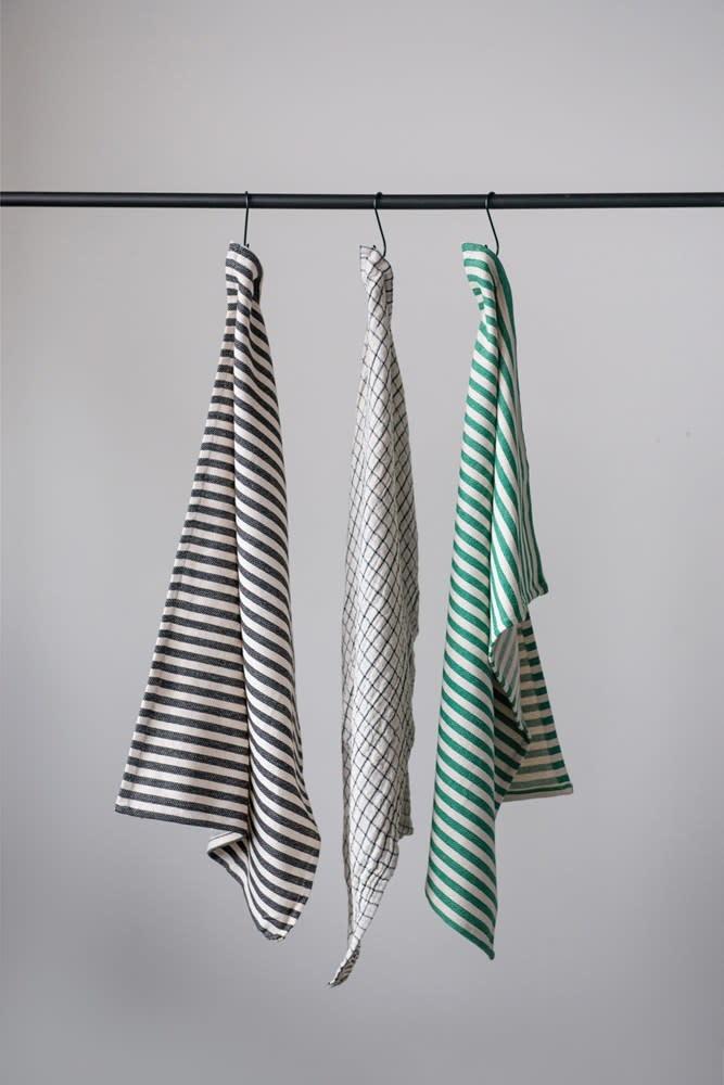 Creative Co-Op Cotton Tea Towels-Set of 3