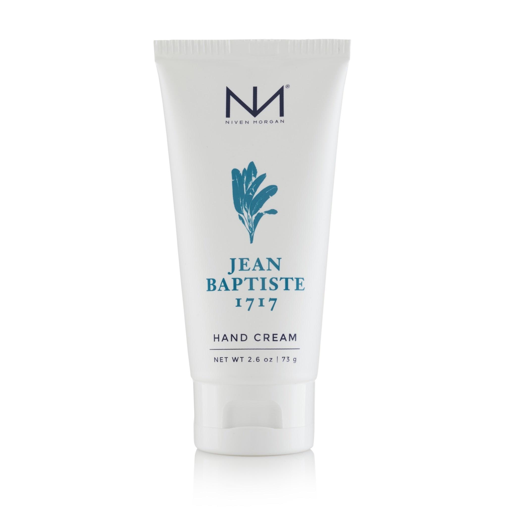 Niven Morgan Jean Baptiste Travel Hand Cream 2.6oz