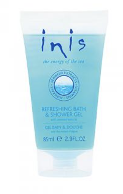 INIS Inis Travel Size Shower Gel 2.9 fl. oz