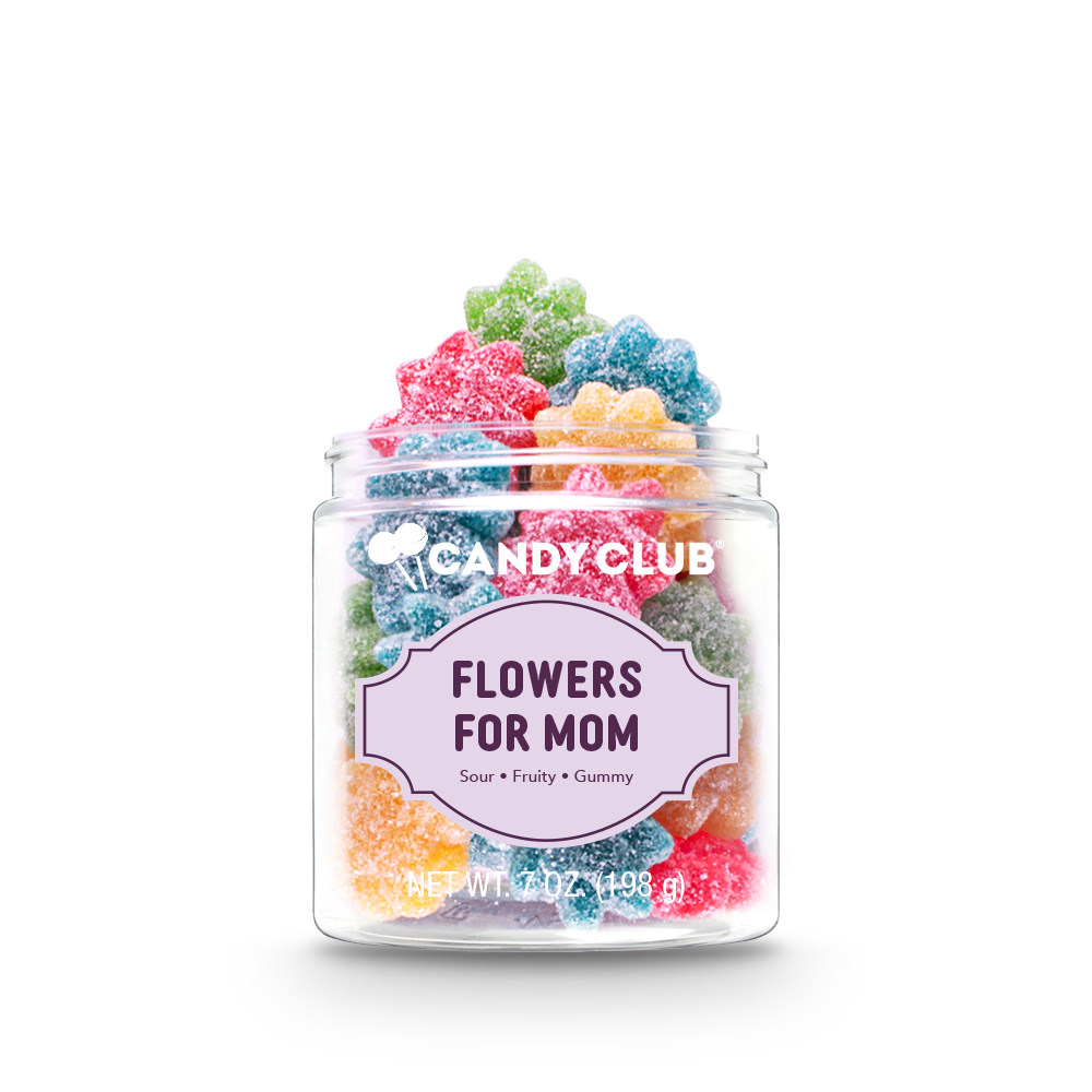 Candy Club Flowers for Mom Gummies