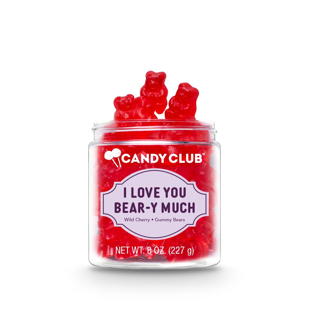 Candy Club I Love You Bear-y Much Gummies
