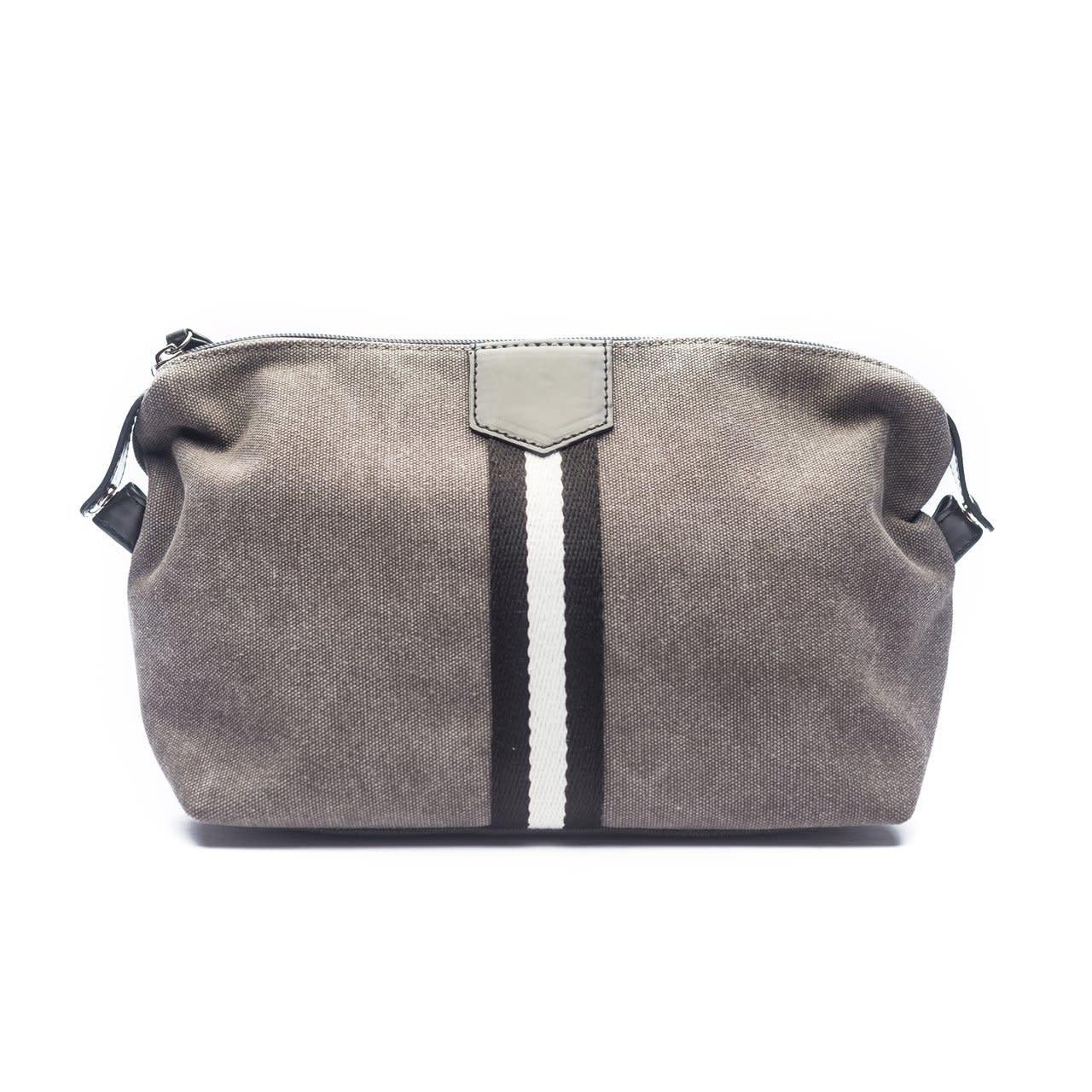 Brouk & Co. Grey Original Toiletry Bag