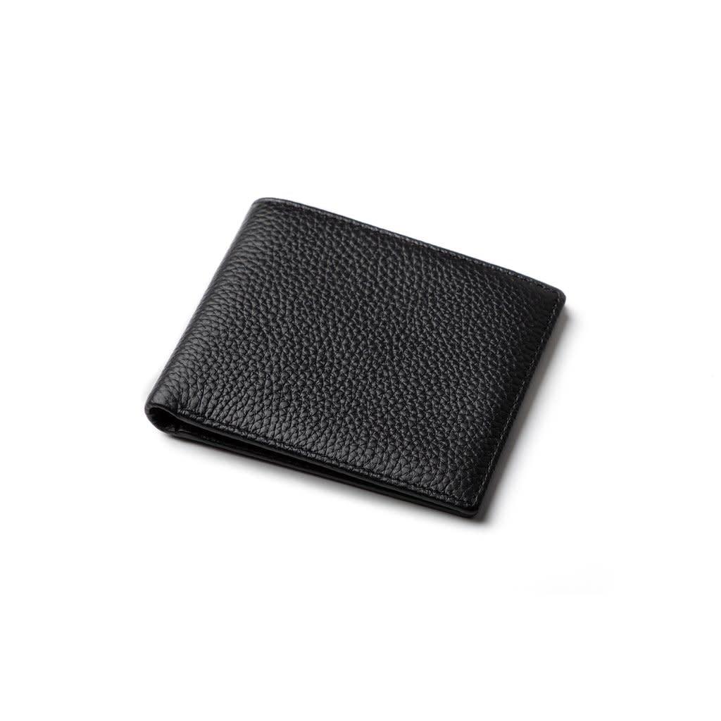 Brouk & Co. Stanford Genuine Leather Wallet Black