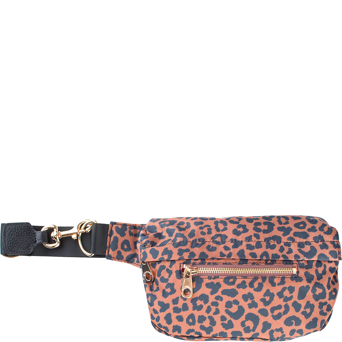 Boulevard Franny Fanny Pack Leopard Large