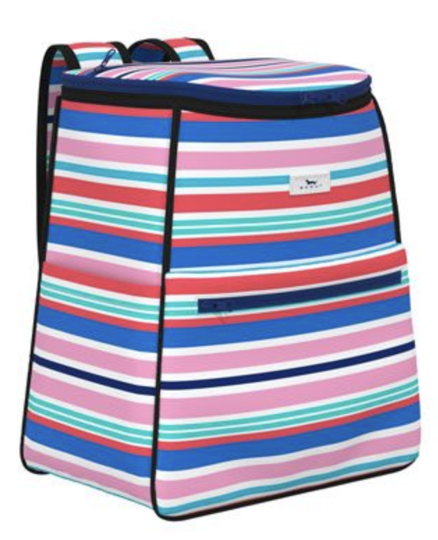 Scout Bags Back in Action-Awn the Beach