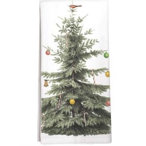 Mary Lake-Thompson LTD Ornament Tree Towel
