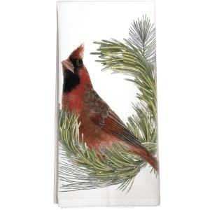 Mary Lake-Thompson LTD Cardinal Towel