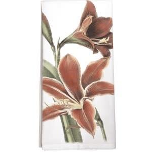 Mary Lake-Thompson LTD Amaryllis Towel