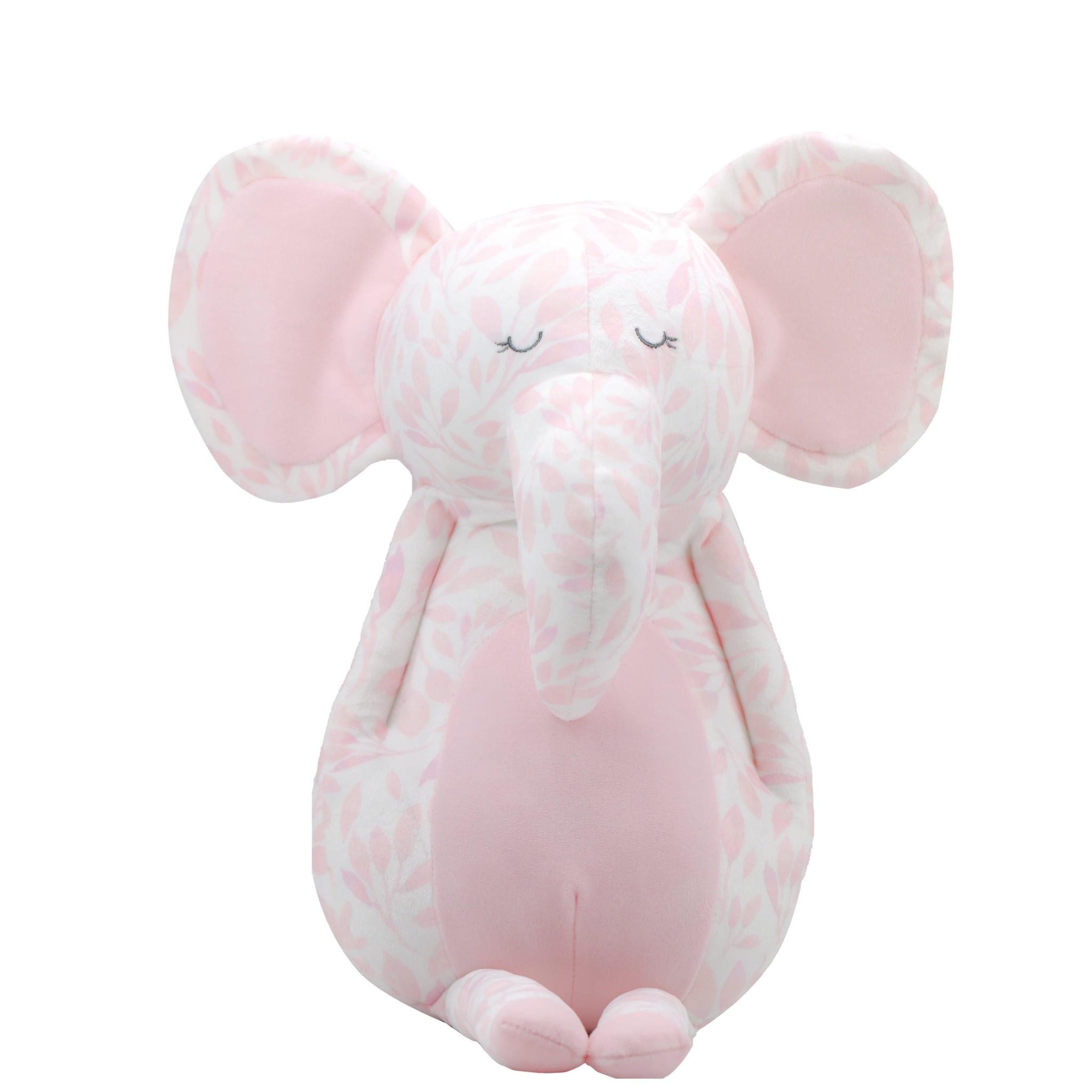 Goosewaddle Plush Elephant-Poppy