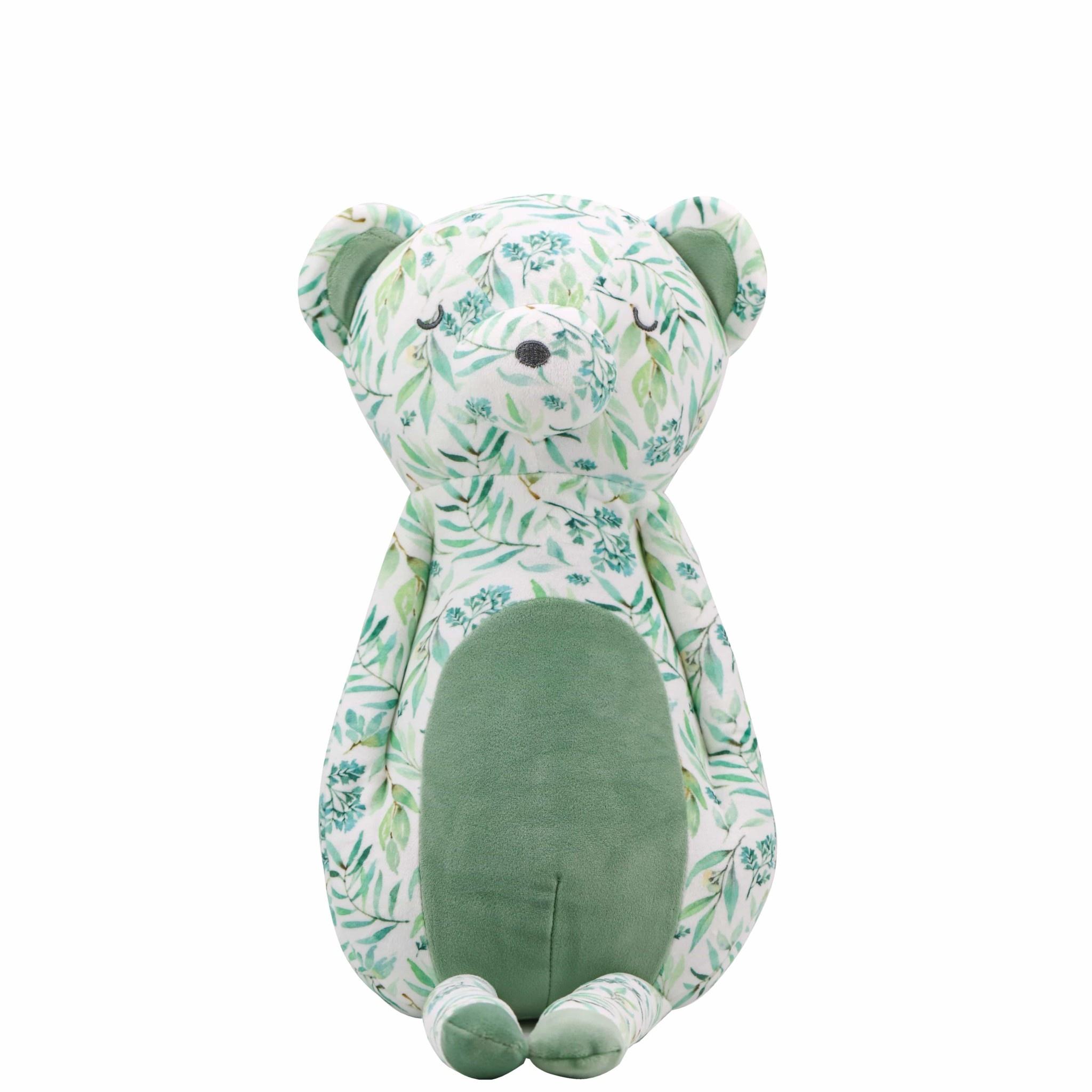 Goosewaddle Plush Bear-Basil