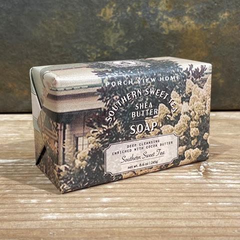 Porch View Home Southern Sweet Tea Bar Soap 8.6oz