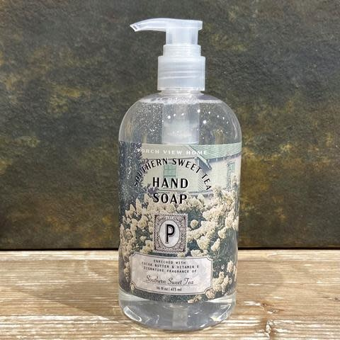 Porch View Home Southern Sweet Tea Hand Soap