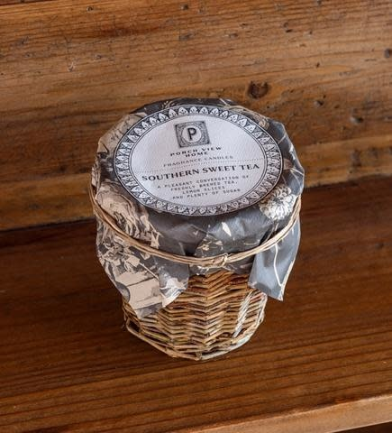 Porch View Home Southern Sweet Tea Candle
