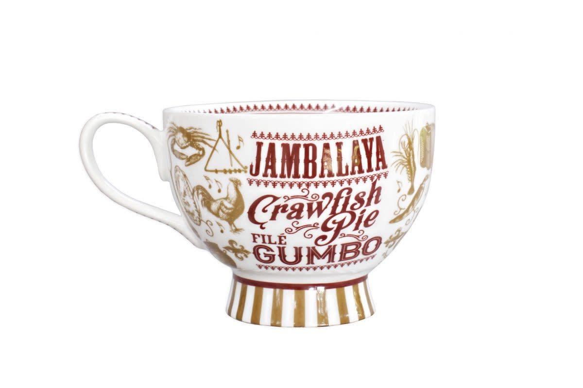 The Parish Line Jambalaya Crawfish Pie Coffee Mug