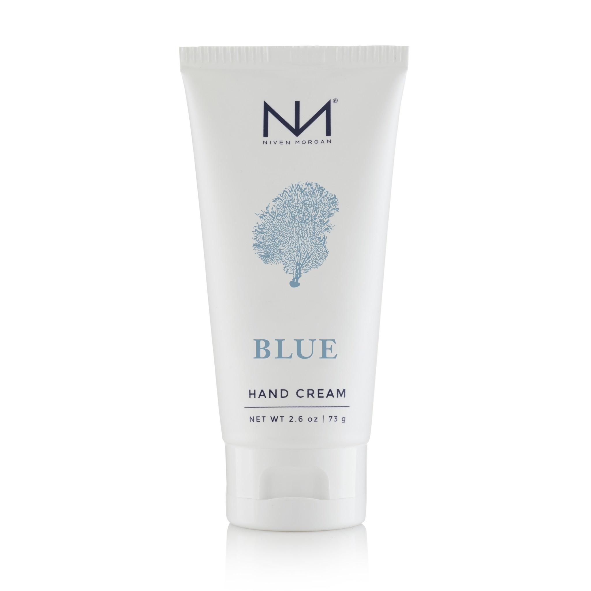 Niven Morgan 2.6oz Blue Travel Hand Cream