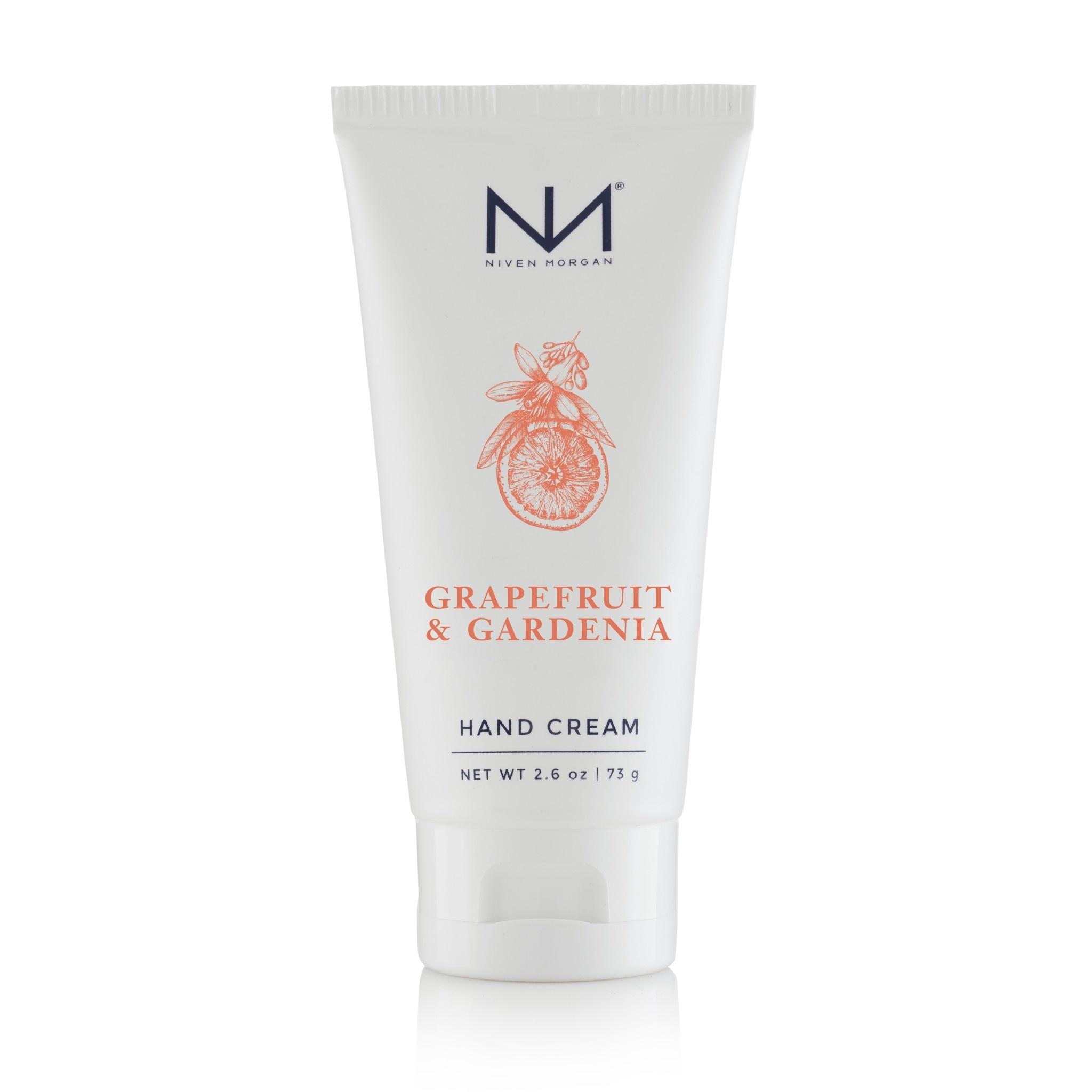 Niven Morgan Grapefruit & Gardenia 2.6oz Travel Hand Cream