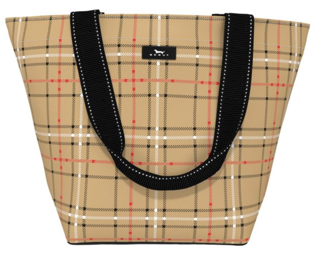 Scout Bags Daytripper-Brrrberry