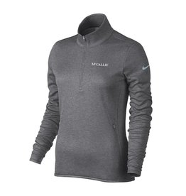 NIKE WOMEN'S NIKE THERMAL PULLOVER - GRAY