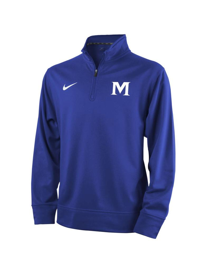 YOUTH NIKE THERMA 1/4 ZIP PULLOVER