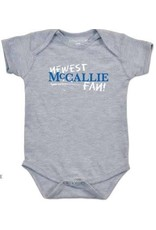 INFANT NEWEST FAN ONESIE