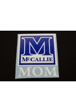 MCCALLIE MOM DECAL
