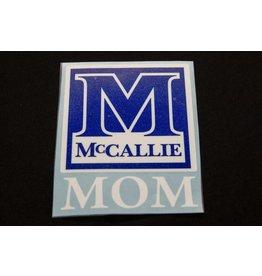 MCCALLIE MOM DECAL