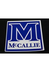 MCCALLIE CAR MAGNET