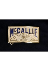 MCCALLIE BELT BUCKLE