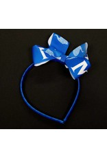 CHEER FAN JR BOW HEADBAND