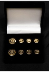 POLISHED BRASS BLAZER BUTTONS