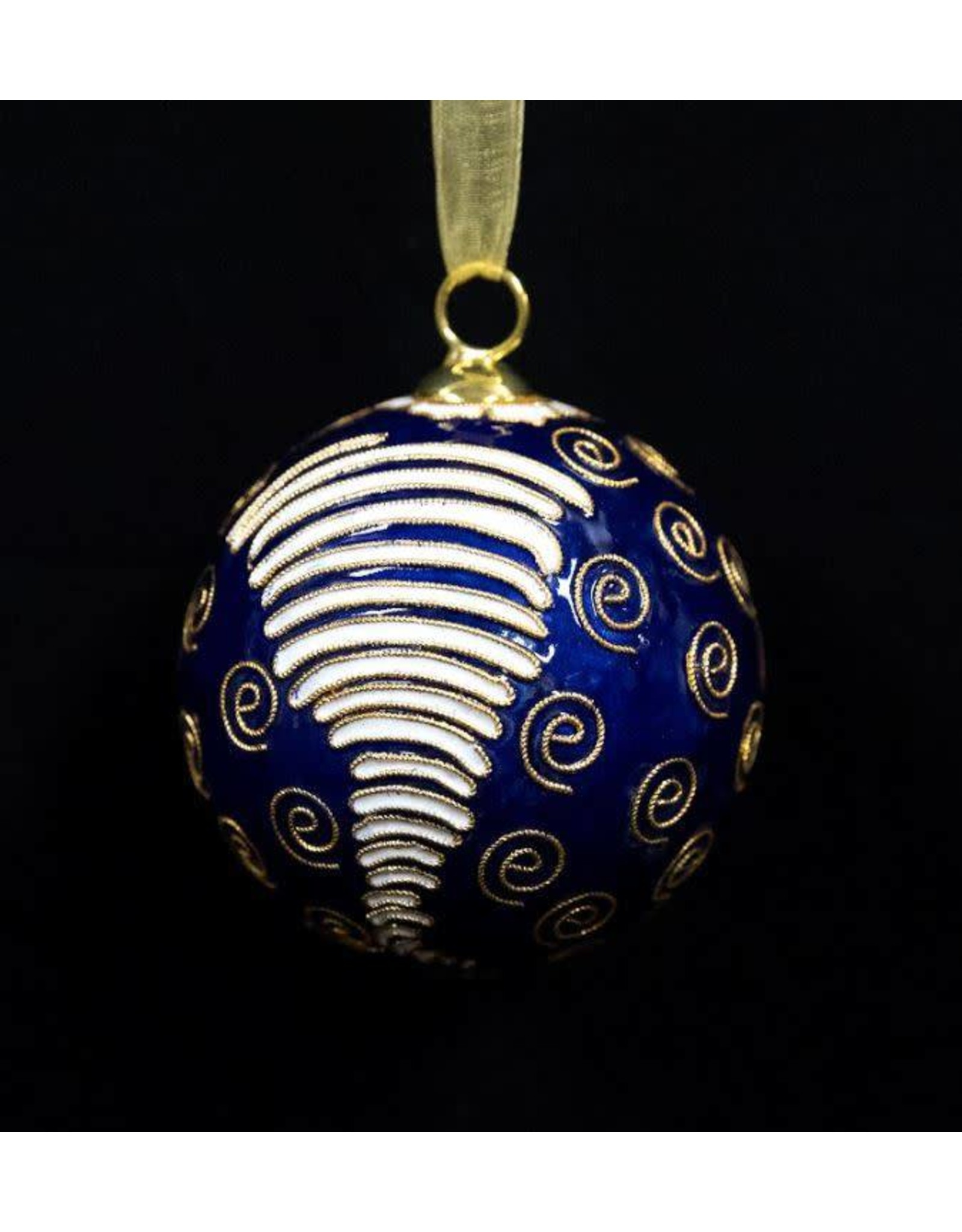 KK BLUE TORNADO ORNAMENT