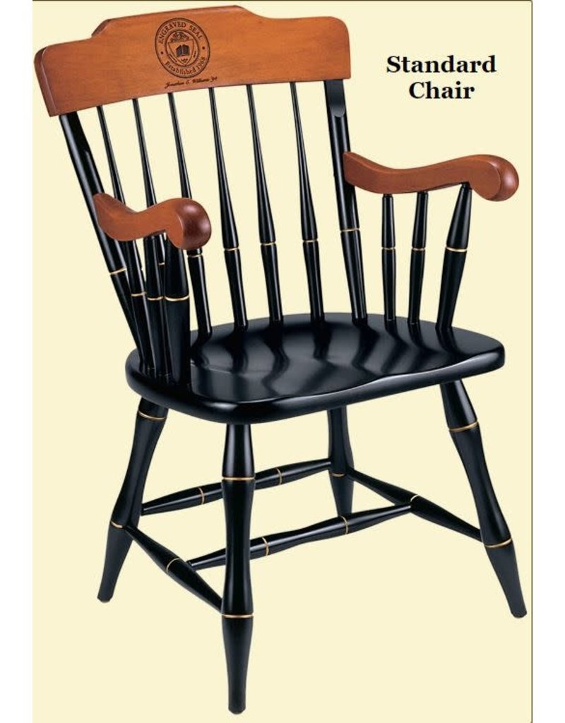 ENGRAVED CHAIR