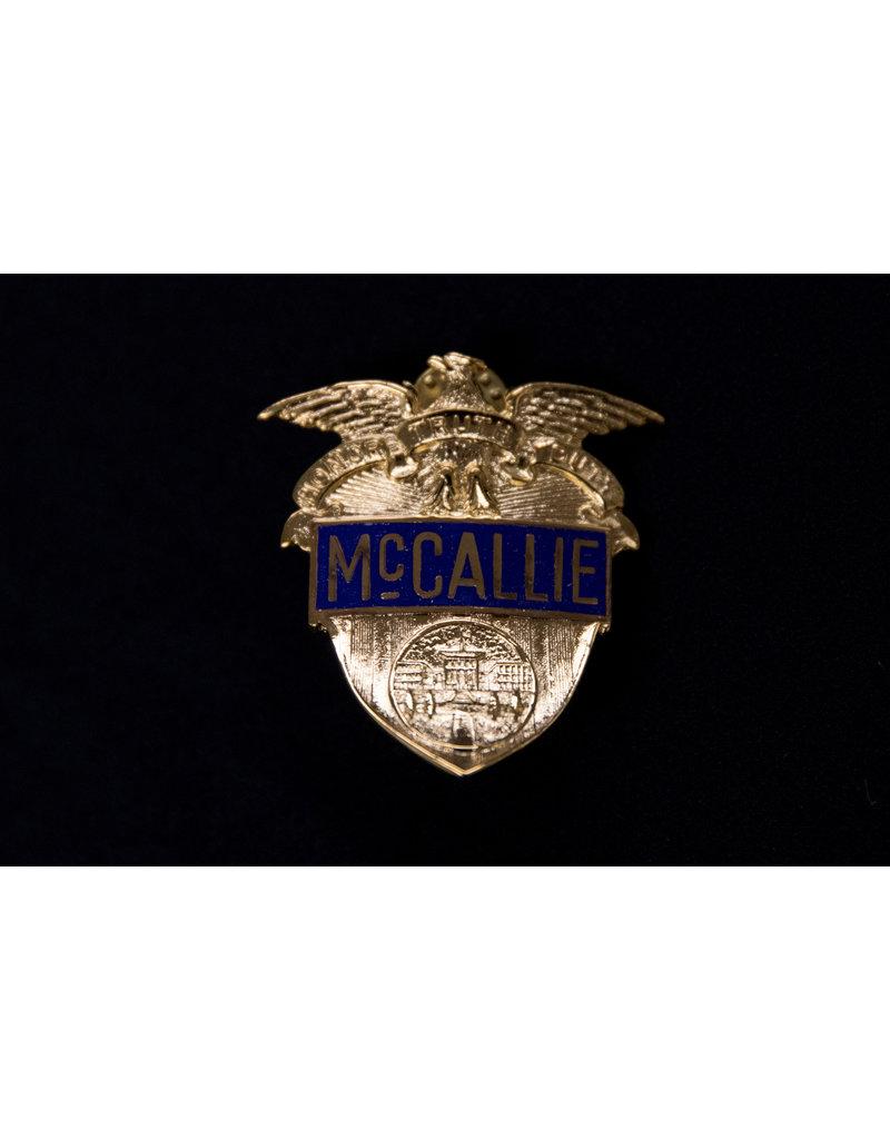 MCCALLIE HAT PIN