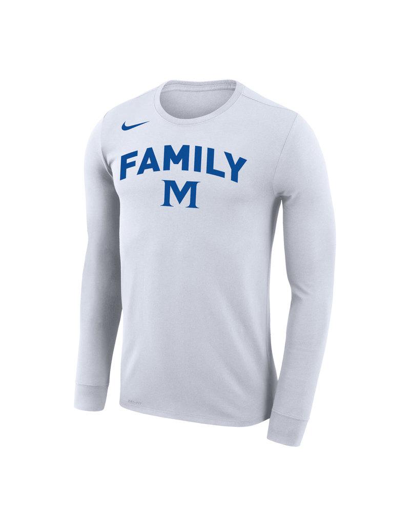 NIKE NIKE FAMILY L/S TEE