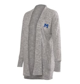 CHICKA-D WOMENS CAMPUS CARDIGAN