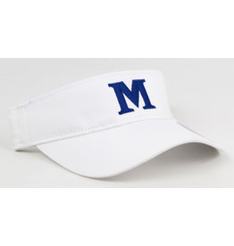 AHEAD WHITE VISOR