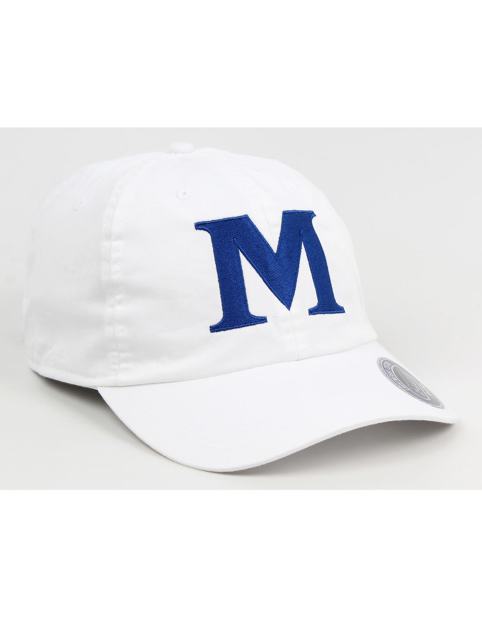 LIGHTWEIGHT WHITE CAP- XL