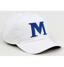 THE WHITE COTTON CAP- XL