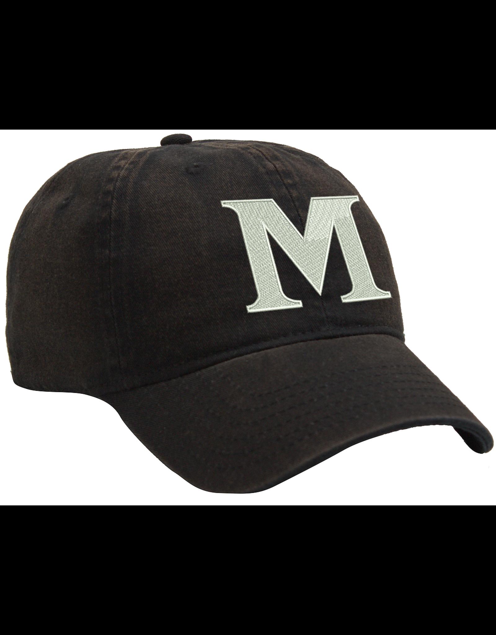 CLASSIC CUT COTTON CAP- Black