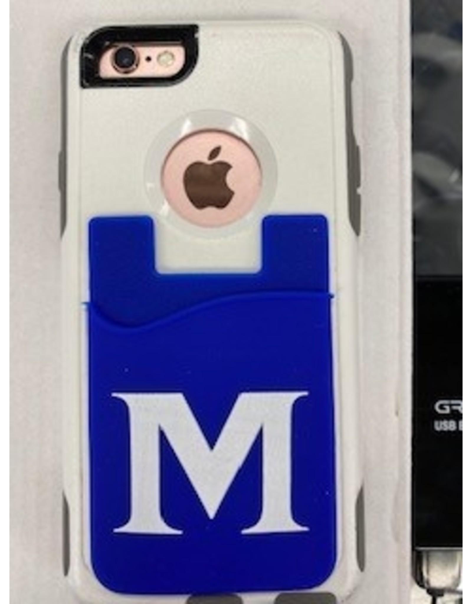 ADHESIVE PHONE CARD HOLDER