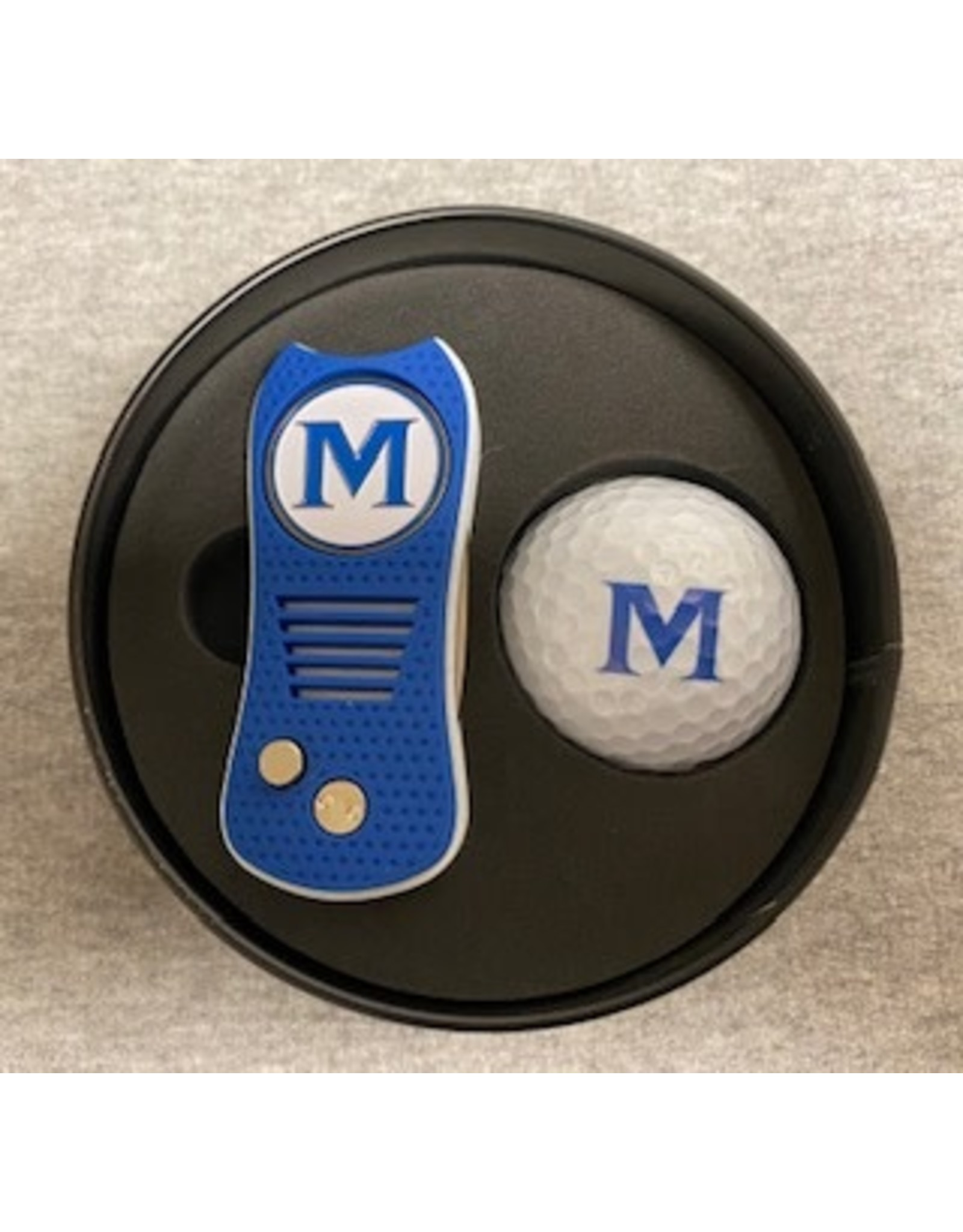 SWITCH AND BALL GOLF TIN