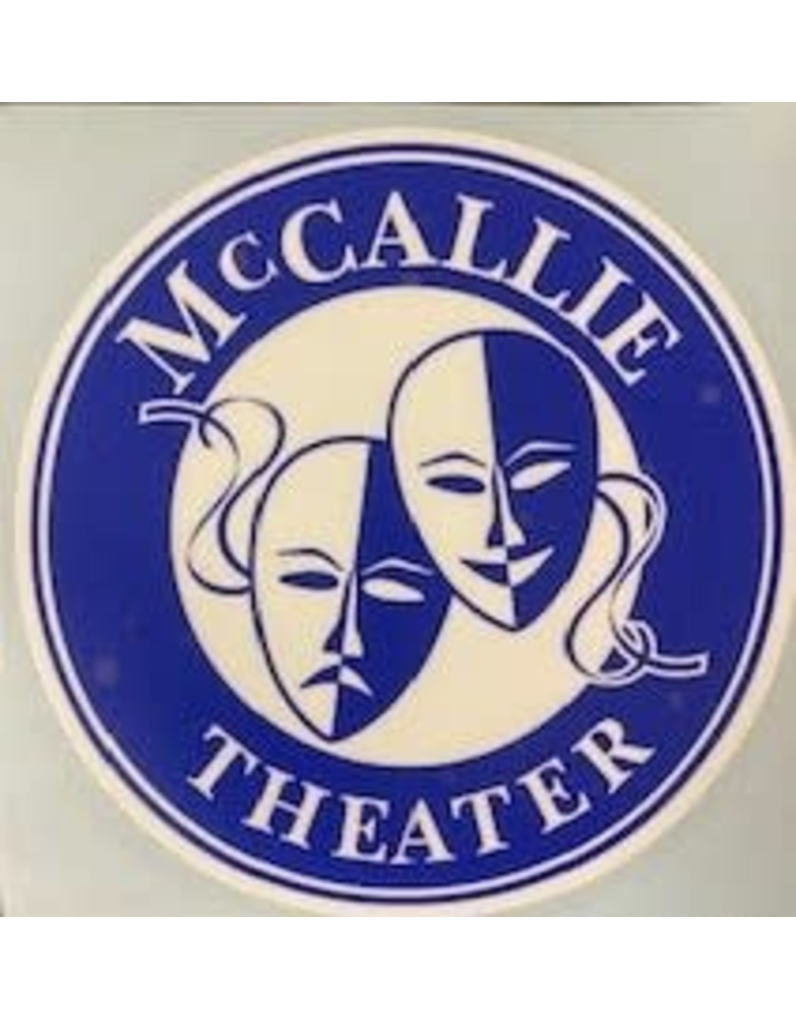 THEATER DECAL