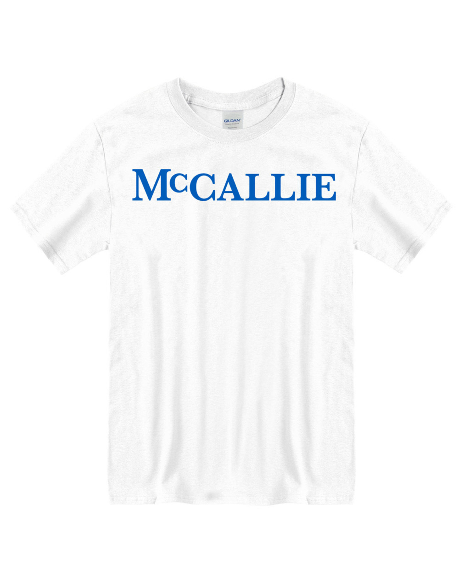 CLASSIC MCCALLIE T-SHIRT